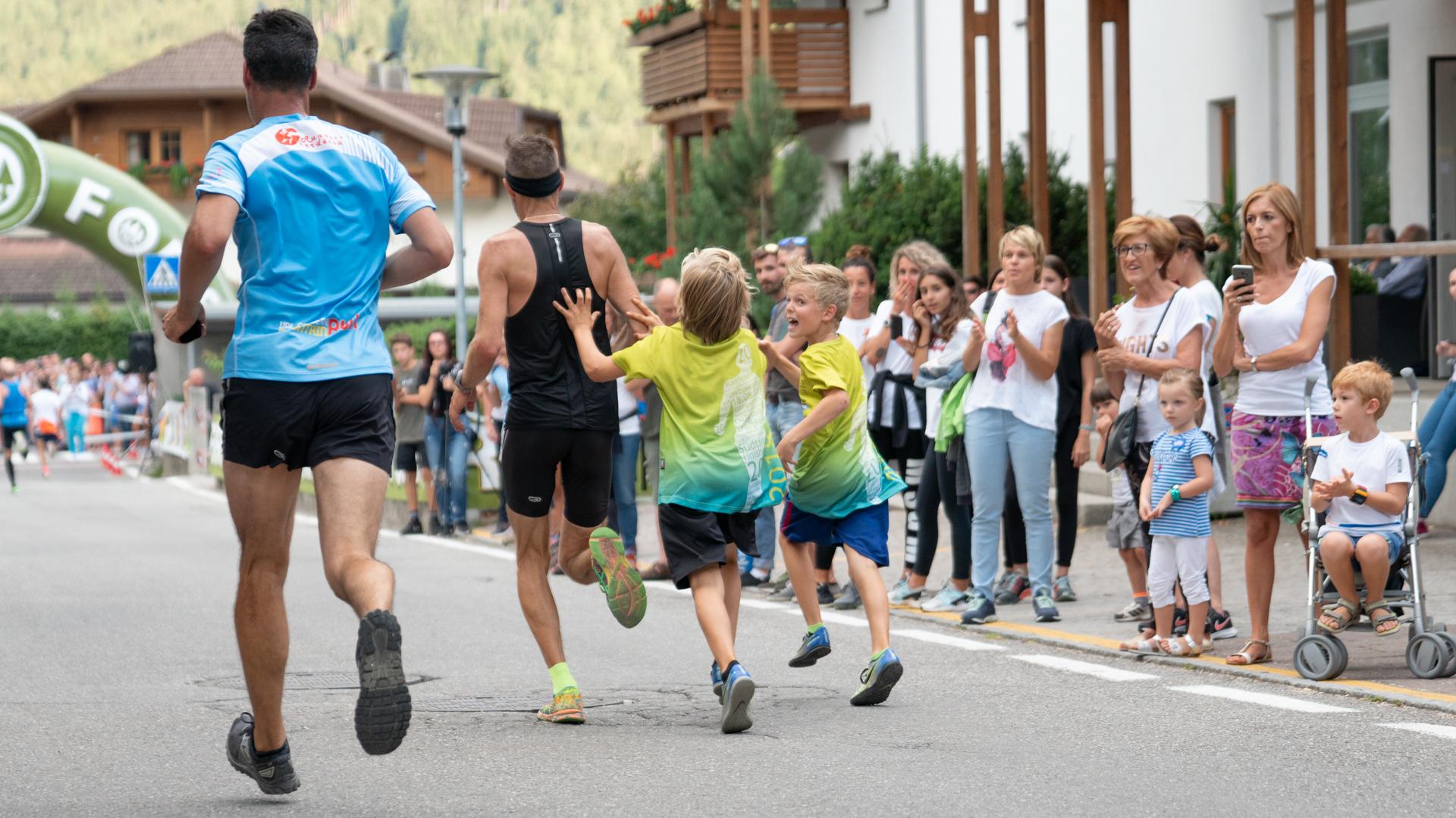 Dreiviertel Halbmarathon 2018
