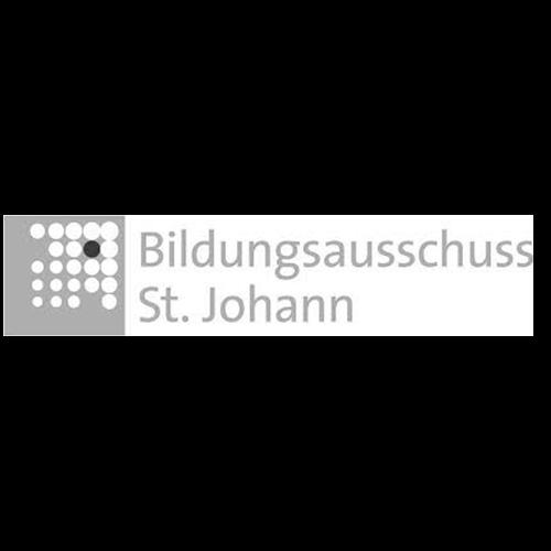 Logo Bildungsausschuss St. Johann