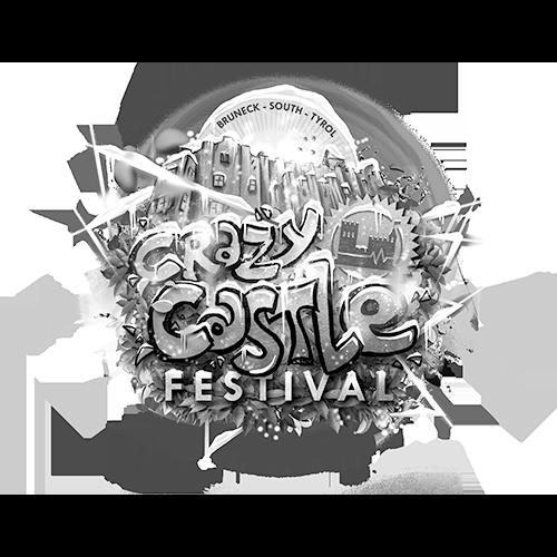 Logo Crazy Castle Festival