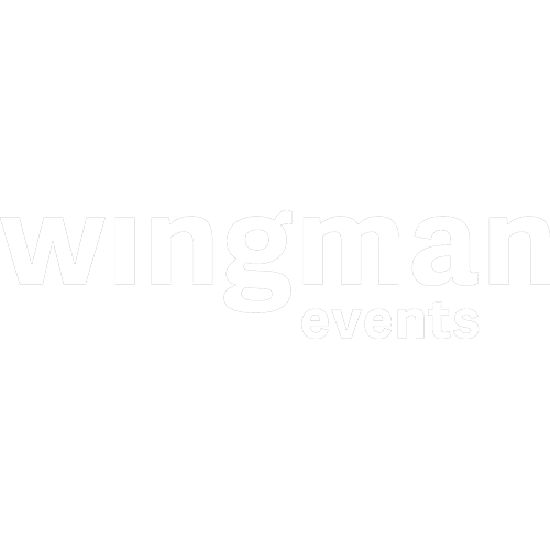 Logo Wingman Events