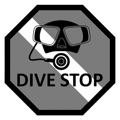 Logo Dive Stop Cyprus