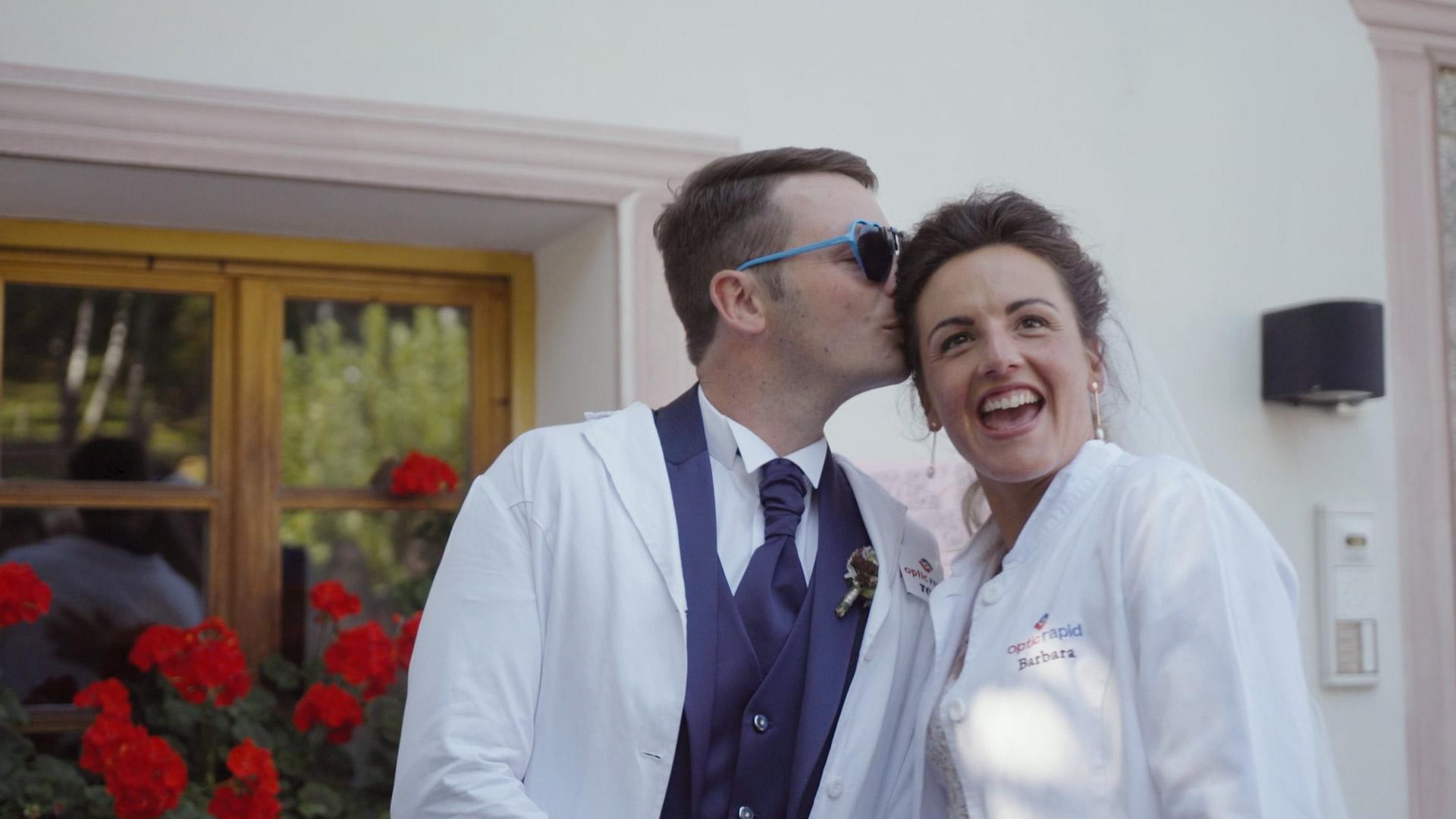Wedding Barbara & Tobi